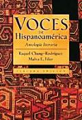 Voces De Hispanoamerica 3rd...