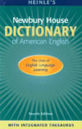 Heinles Newbury House Dictionary of American English With CDROM