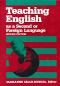 Teaching English As a Second Or for 2ND Edition