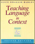 Teaching Language In Context 2nd Edition