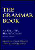 Grammar Book : an Esl/efl Teacher's Course (2ND 99 Edition) Cover