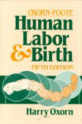 Oxorn-Foote Human Labor and Birth Cover