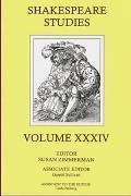 Shakespeare studies; v.34