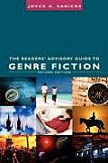 Readers Advisory Guide To Genre Fiction