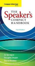 Cengage Advantage Books: The Speaker's Compact Handbook Cover