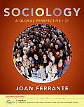 Sociology: A Global Perspective, Enhanced Cover