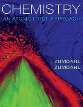 Chemistry: An Atoms First Approach Cover