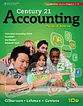 Century 21 Accounting, General Journal: Introductory Course, Chapters 1-17