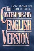 Contemporary English Version Bible Cloth