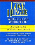 The Love Hunger Weight-Loss Workbook Cover