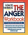 The Anger Workbook (Minirth-Meier Clinic Series) Cover