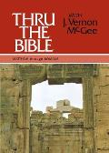Thru the Bible With J Vernon Mcgee Volume 4 Cover
