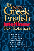 Nkjv Greek English Interlinear New Testament