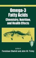 Omega 3 Fatty Acid Chemistry | RM.