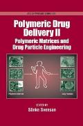 Polymeric Drug Delivery