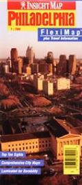 Philadelphia (Insight Fleximaps)