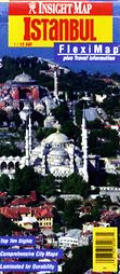 Insight Istanbul Fleximap