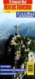 Insight Rio de Janeiro Fleximap (Insight Fleximaps)