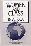 Women & Class in Africa