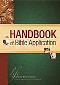 The Handbook of Bible Application: New Living Translation (Life Application Reference Library)