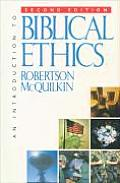 Introduction To Biblical Ethics