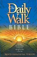 Bible Niv Daily Walk Devotional