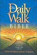 Bible Niv Daily Walk
