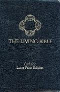 Bible Living Catholic Large Print