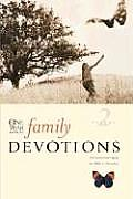 One Year Book Of Family Devotions Volume 2