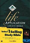 Bible NLT Life Application Study Bible New Living Translation
