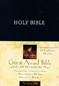 Gift & Award Bible