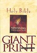 Bible New Living Giant Print