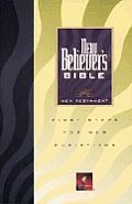 New Believer's Bible New Testament