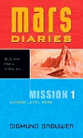 Mars Diaries #01: Oxygen Level Zero Cover
