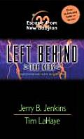 Left Behind: The Kids #22: Escape from New Babylon Cover