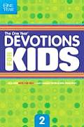 One Year Book Of Devotions For Kids 02