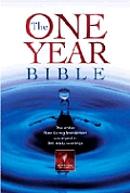 Bible New Living One Year Compact