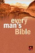 Every Man's Bible-NLT (Every Man's Series)