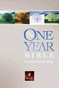 One Year Bible New Living Translation