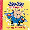 Jay Jay Washes Up Bath Book