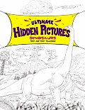 Ultimate Hidden Pictures Dinosaurs