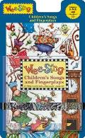Wee Sing Children Songs and Fingerplays - With CD (02 Edition)