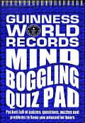 Guinness World Records Mind Boggling Qui