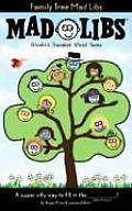 Family Tree Mad Libs (Mad Libs) Cover