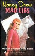 Nancy Drew Mad Libs