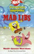 SpongeBob SquarePants Mad Libs (Mad Libs) Cover