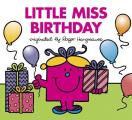 Little Miss Birthday (Mr. Men and Little Miss) Cover