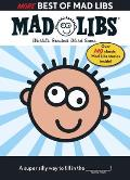 More Best of Mad Libs (Mad Libs) Cover