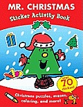 Mr. Christmas: Sticker Activity Book (Mr. Men and Little Miss)