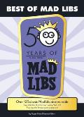 Best of Mad Libs 50 Years of Mad Libs